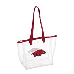 University of Arkansas Razorbacks Stadium Tote Bag