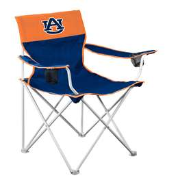 Auburn Tigers Big Boy Folding Chair with Carry Bag