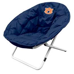 Auburn University Tigers Sphere Chair - Folding Dorm Room Tailgate