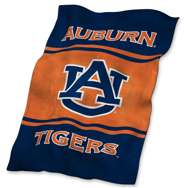 Auburn University Tigers Ultrasoft Throw Blanket