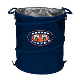 Auburn University Tigers 3-IN-1 Cooler Trash Can Hamper
