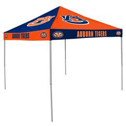 Auburn University Tigers 9 X 9 Checkerboard Canopy - Tailgate Tent