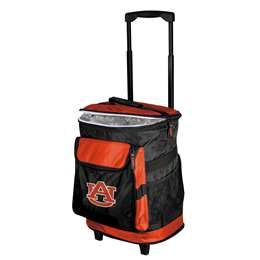 Auburn University Tigers 48 Can Rolling Cooler