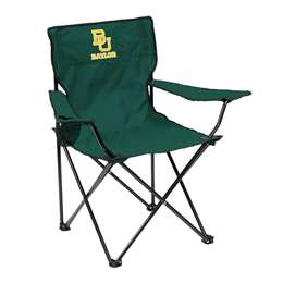 Baylor University Bears Quad Folding Chair with Carry Bag