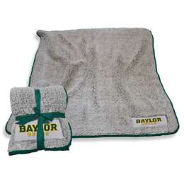 "Baylor University Bears Frosty Fleece Blanket 60"" X 50"""