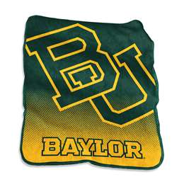 Baylor University Bears Raschel Throw Blanket