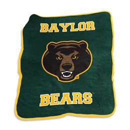 Baylor University Bears Mascot Throw 29M - Mascot Throw