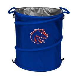 Boise State University Broncos 3-IN-1 Cooler Trash Can Hamper