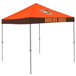 Bowling Green State University Falcons 9 X 9 Economy Canopy - Tailgate Tent