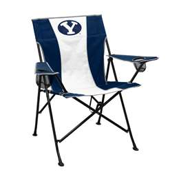 BYU Brigham Young University Cougars Pregame Chair Folding Tailgate