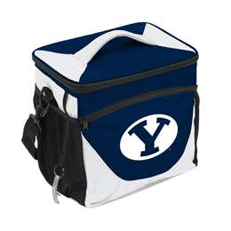 BYU Cougars 24 Can Cooler