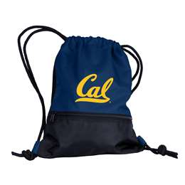 University of California Cal-Berkeley Bears String Pack Tote Bag Backpack Carry Case