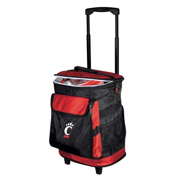 University of Cincinnati Bearcats 48 Can Rolling Cooler