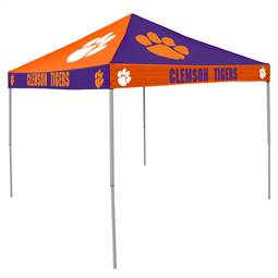 Clemson University Tigers 9 X 9 Checkerboard Canopy - Tailgate Tent