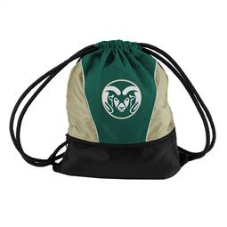 Colorado State University Rams Spirit String Pack Tote