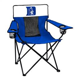 Duke University Blue Devils Elite Folding Chair with Carry Bag