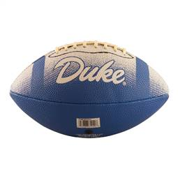 Duke Mini-Size Rubber Football