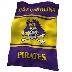 East Carolina University Pirates Ultrasoft Throw Blanket