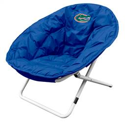 University of Florida Gators Sphere Chair - Folding Dorm Room Tailgate