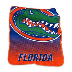 University of Florida Gators Raschel Throw Blanket