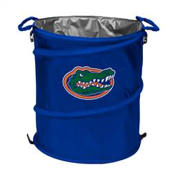 University of Florida Gators 3-IN-1 Cooler Trash Can Hamper
