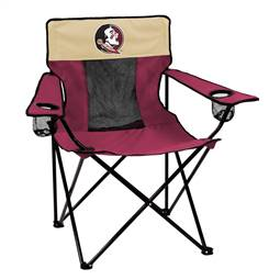 Florida State University Seminoles Elite Folding Chair with Carry Bag