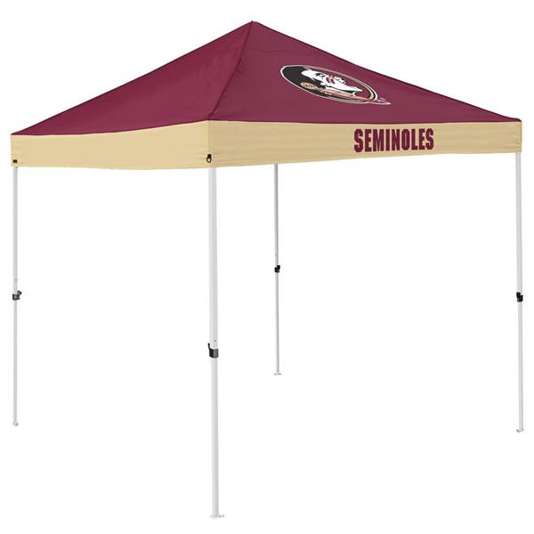 Florida State University Seminoles 9 X 9 Economy Canopy Shelter Tailgate Tent