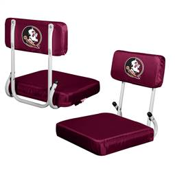 Florida State University Seminoles Hard Back Stadium Seat