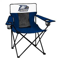 Georgia Southern University Elite Folding Chair with Carry Bag