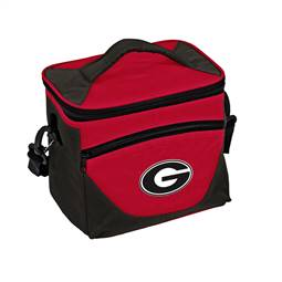 University of Georgia Bulldogs Halftime Lunch Bag 9 Can Cooler