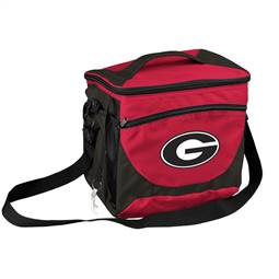 University of Georgia Bulldogs 24 Can Cooler