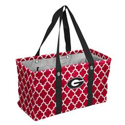 University of Georgia Bulldogs Picnic Caddy Tote Bag