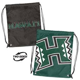 University of Hawaii Warriors Doubleheader Back Sack