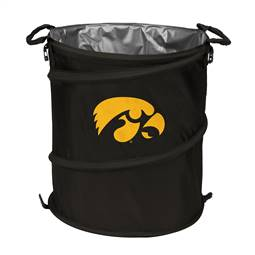 University of Iowa Hawkeyes 3-IN-1 Cooler Trash Can Hamper