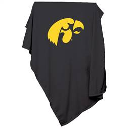 University of Iowa Hawkeyes Sweatshirt Blanket