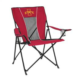 Iowa State University Cyclones Game Time Chair Folding Tailgate