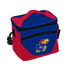 University of Kansas Jayhawks Halftime Cooler Lunch Box Pail