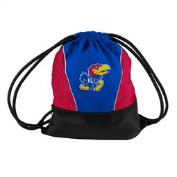 University of Kansas Jayhawks Spirit String Pack Tote