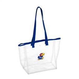 University of Kansas Jayhawks Stadium Tote Bag