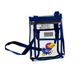 Kansas Gameday Clear Crossbody