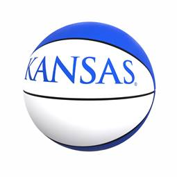 Kansas Official-Size Autograph Basketball