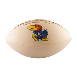 Kansas Full-Size Autograph Football