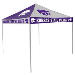 Kansas State University Wildcats 9 X 9 Checkerboard Canopy - Tailgate Tent