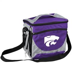 Kansas State University Wildcats 24 Can Cooler
