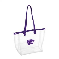 Kansas State University Wildcats Stadium Tote Bag