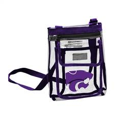Kansas State University Gameday Clear Crossbody