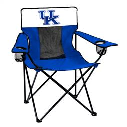 University of Kentucky Wildcats Elite Folding Chair with Carry Bag