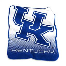 University of Kentucky Wildcats Raschel Throw Blanket
