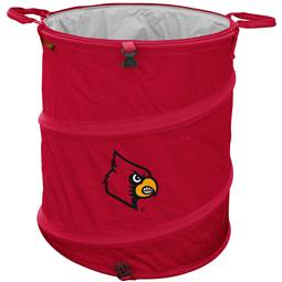 University of Louisville Cardinals 3-IN-1 Cooler Trash Can Hamper