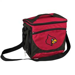University of Louisville Cardinals 24 Can Cooler